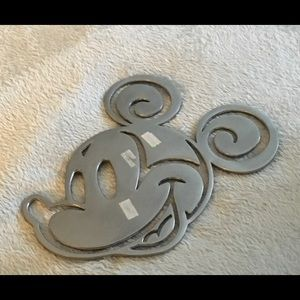 🌻10 for $25 Disney's Mickey Mouse Silver Trivet